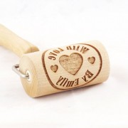Personalized mini rollingpin stodola 2