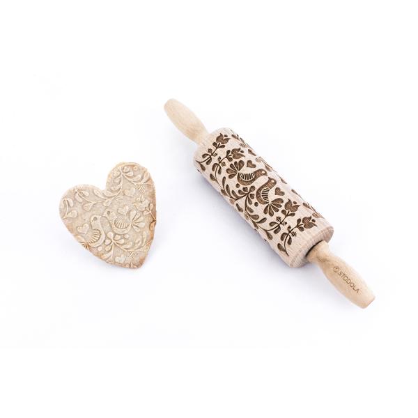 Folk Taube - Junior Nudelholz für Kekse