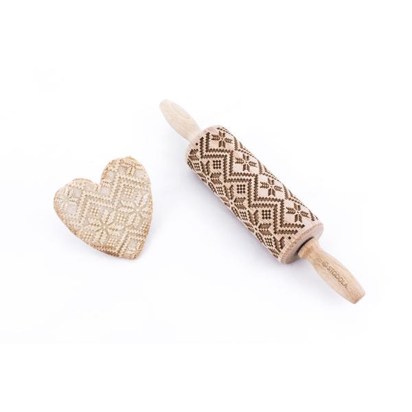 Skandinavisch - Junior Nudelholz für Kekse