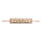 Ginkgo Biloba – Engraved rolling pin