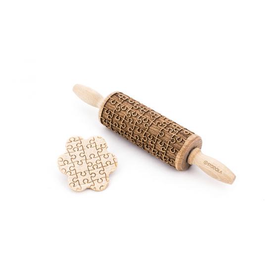 Puzzle - Junior rolling pin