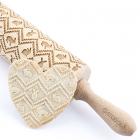 Osterkaninchen - Nudelholz für Kekse