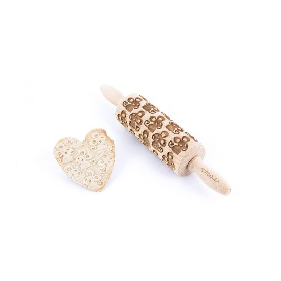 Mouses - Junior rolling pin for cookies