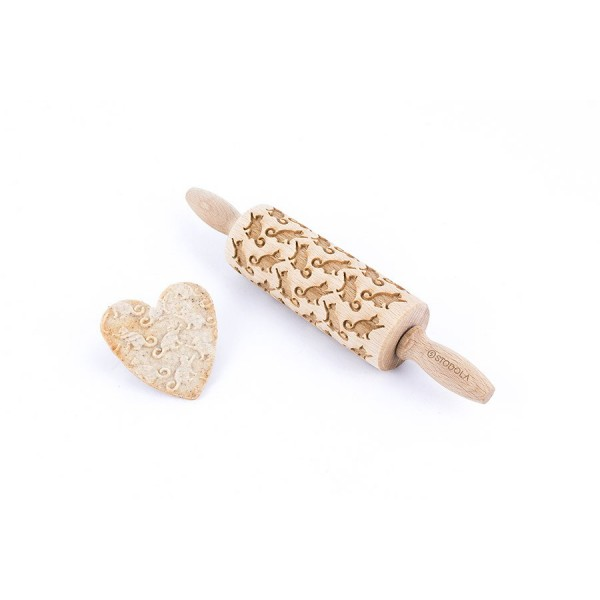Cat - junior rolling pin for cookies