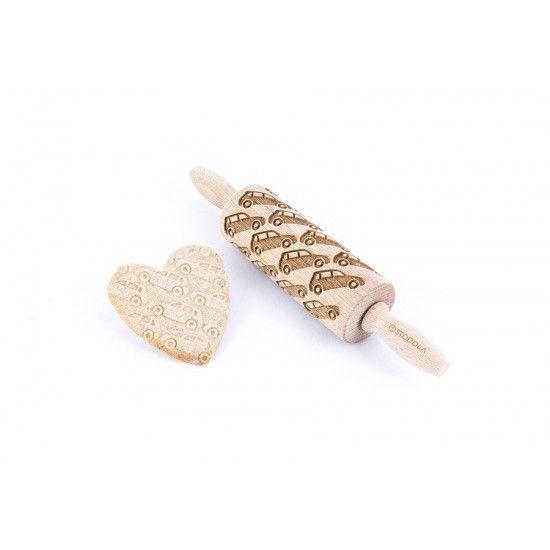 Car - junior rolling pin for cookies