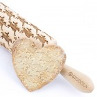 Break in a horse – Engraved rolling pin for cookies
