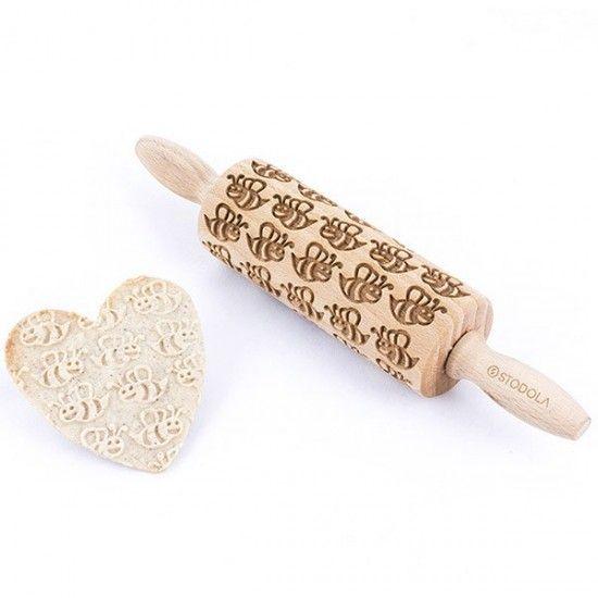 Bee - Junior rolling pin for cookies