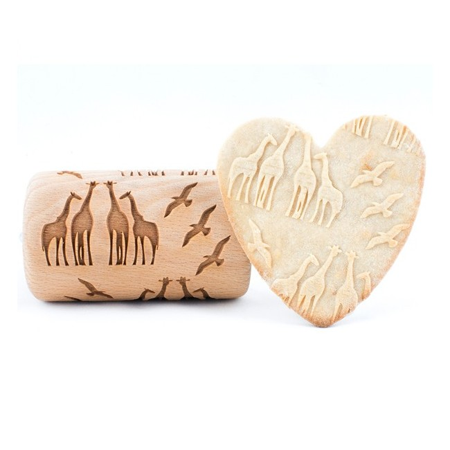 Savanna - Mini rolling pin for cookies
