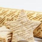 Sombrero – Nudelholz für Kekse