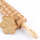 Boxer – Engraved rolling pin for cookies