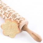 Meeresybmole - Nudelholz für Kekse