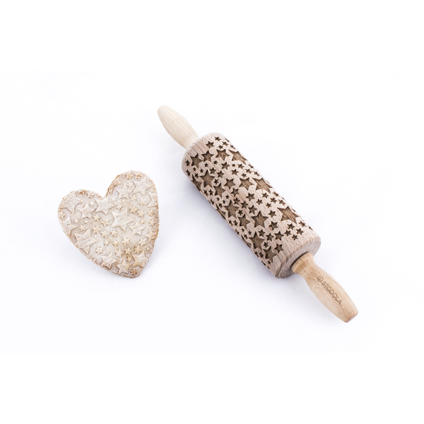Classic Star - Junior rolling pin