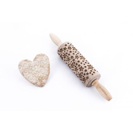 Stern - Junior Nudelholz für Kekse